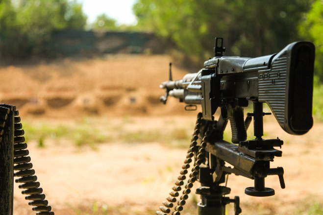Guns at Chu Chi.