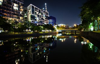 The Grand Copthorne Waterway